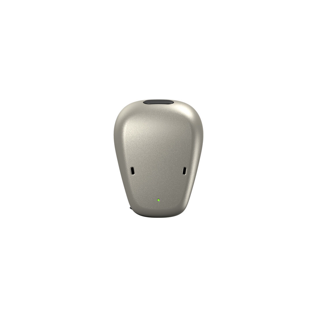 Baha 6 Max sound processor silver color