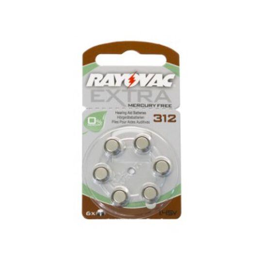Rayovac Mercury Free Battery (Size 312)